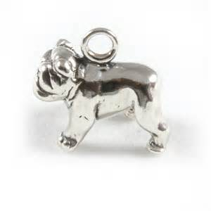 Crystal For Jewelry Making - british bulldog charm 3d sterling silver charms dogs ebay