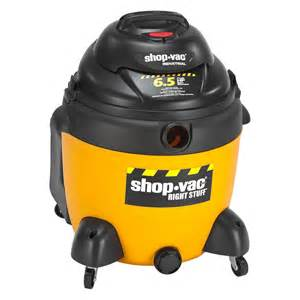 Vacuum Cleaner Shopping Shop Vac 174 9625310 The Right Stuff Canister Vacuum Cleaner