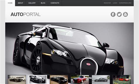 Auto Portale by Automotive Theme Wp Template For Automotive Wp