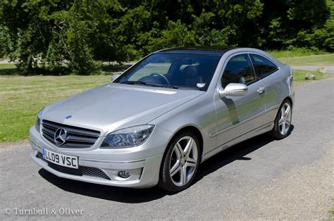 Mercedes For Sale Used by Mercedes C Class Clc Coupe For Sale Turnbull Oliver