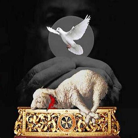 imagenes de jesus con un cordero la eucarist 237 a como leche divina seg 250 n la visi 243 n de los