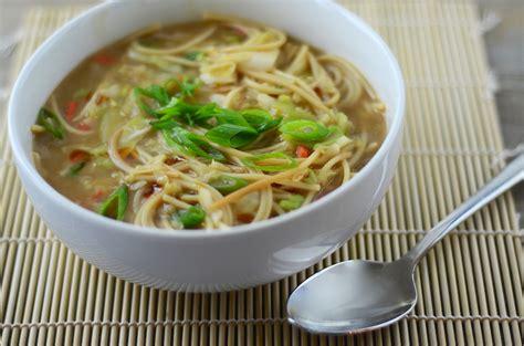 Handmade Ramen Noodles - vegan ramen noodles