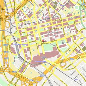 Dallas Downtown Map by Pin Downtown Dallas Map On Pinterest