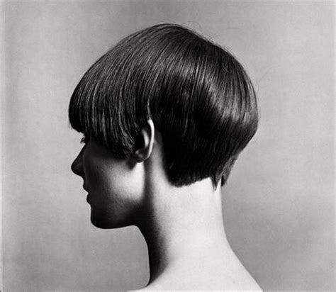 point cut hairstyles grace coddington s five point cut by vidal sassoon vidal
