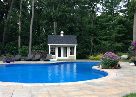 beautiful outdoor swimming pool house best design