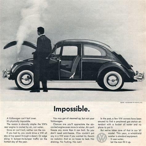 Think Small Volkswagen by Volkswagen Advertising Caign Think Small Volkswagen Car