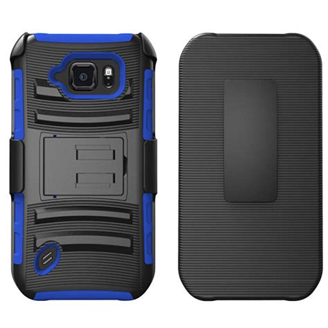 Softcase Armor Bumper Holster Tough Back Cover Casing I Limited samsung galaxy s6 active armor belt clip holster cover blue smartphone cases