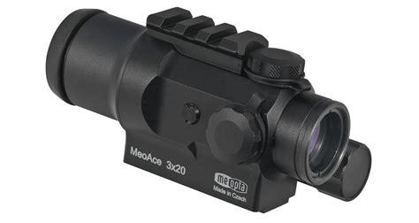 Gat Daily Giveaway - meopta introduces the new meoace 3x20 tactical sight gat daily guns ammo tactical