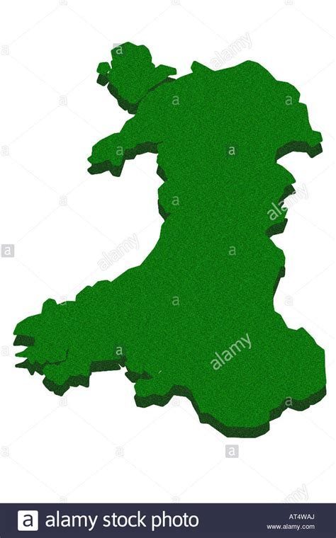 free stock images us map outline map of wales stock photo royalty free image