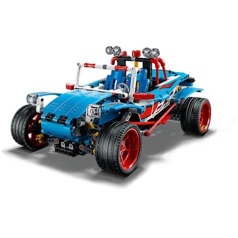 Lego Rally Car lego technic rally car 42077 toys zavvi