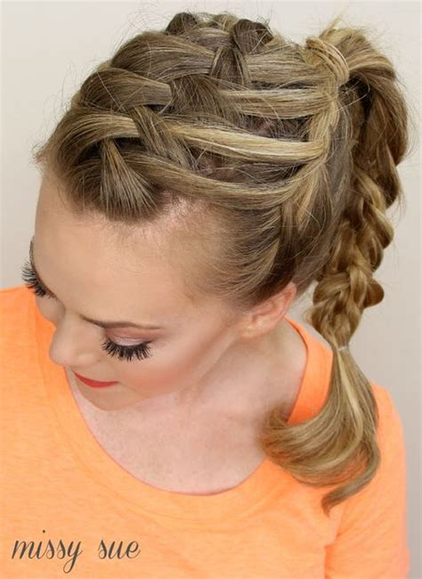 Fancy Braided Hairstyles by 40 Two Braid Hairstyles For Your Looks