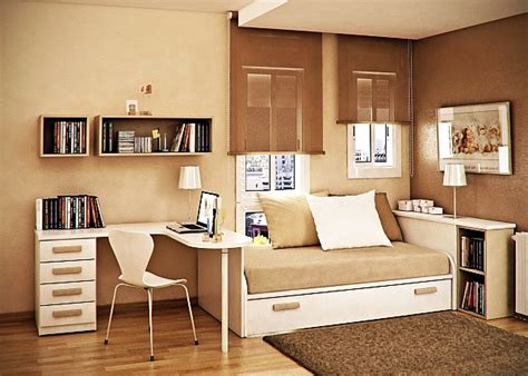 white and taupe brown contemporary bedroom decorating ideas