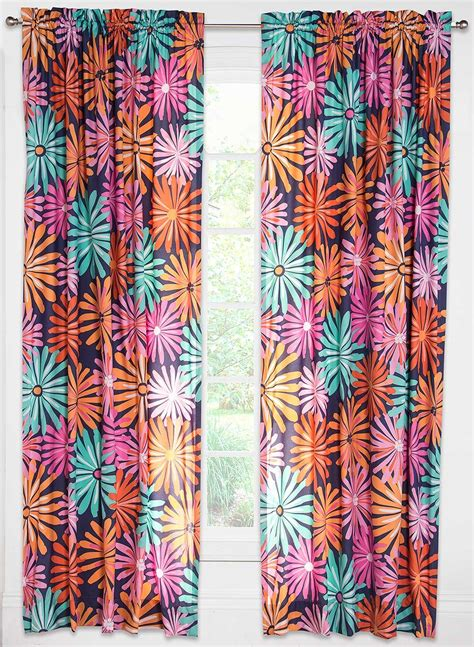 curtain dream meaning crayola dreaming of daisies rod pocket curtain panels