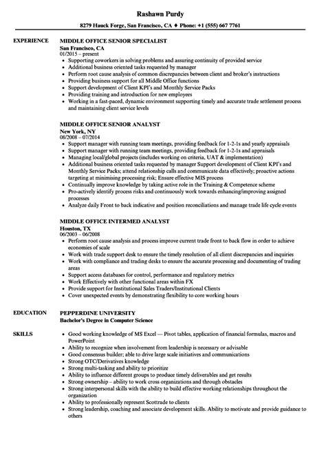 stock trader resume exles sle cover letter for quant