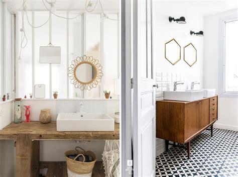 meuble original salle de bain
