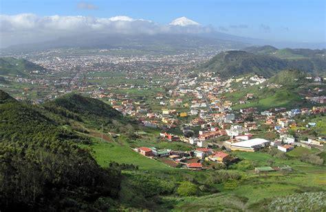 Mansions by The Town Of San Crist 243 Bal De La Laguna In Tenerife