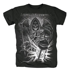 A7x Avenged T Shirt avenged sevenfold t shirt waking the fallen 19 90