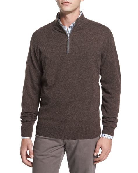 Pieter Sweater millar quarter zip pullover sweater in