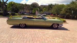 1964 Cadillac Coupe Convertible 1964 Cadillac Coupe Convertible