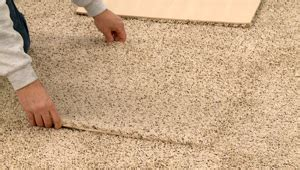 Replace Section Of Carpet by Basement Carpet Installation Pro Comfort Carpeting
