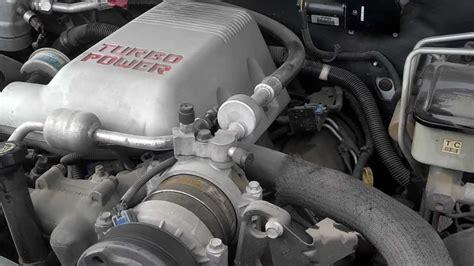 1998 gmc k3500 6 5l turbo diesel not running well