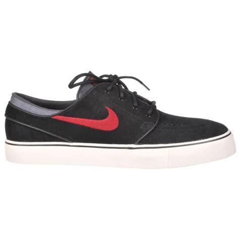 Nike Stefan Janoski by Nike Sb Nike Zoom Stefan Janoski Sb Skate Shoes Black