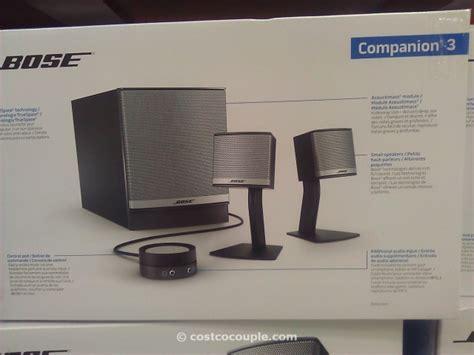 Speaker Bose Companion 3 bose companion 3 speaker system