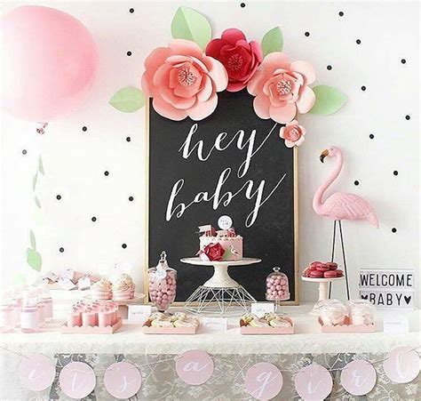 Pretty Baby Shower Themes by Best 25 Baby Shower Decorations Ideas On Baby