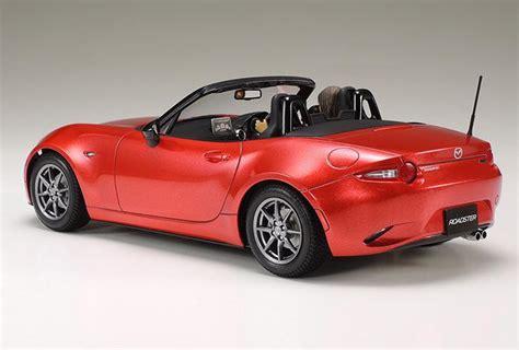 Diecast Hotwheels Mazda Miata Mx 5 Kuning Murah 1 24 mazda mx5 roadster nd 2015 tam24342 tamiya