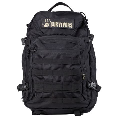 tactical style backpack 12 survivors tactical backpack 424785 style