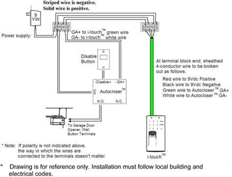 chamberlain garage door opener wiring ppi