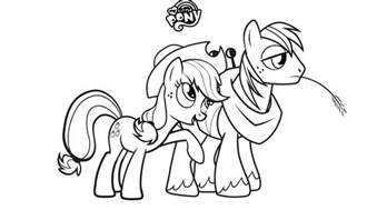 my pony friendship is magic coloring pages free printable my pony coloring pages for