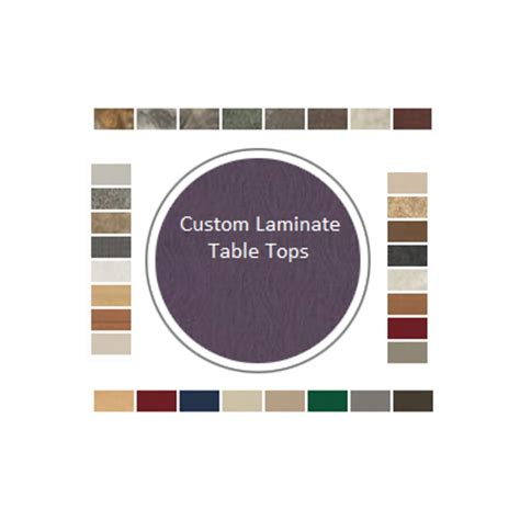 custom laminate table tops restauranttabletops