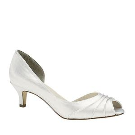 white low heel wedding shoes wedding shoes