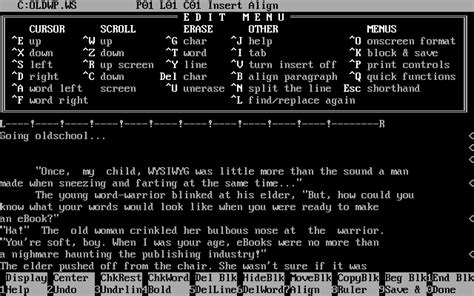 explore create my in pursuit of new frontiers worlds and the creative spark books word processors of yore write in wordstar 4 0 for giggles