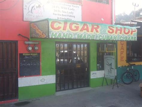 House Of Cigars Picture Of House Of Cigars Quepos Tripadvisor