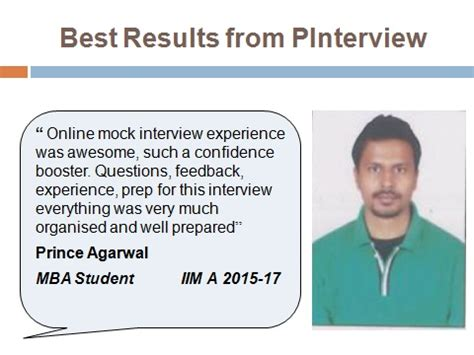 Iim Mba Personal Questions by Iim Questions Pinterview