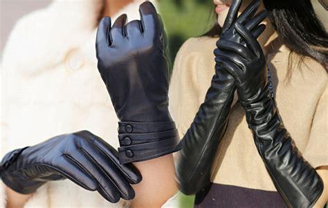 guantes de cuero estilos de guantes de cuero para