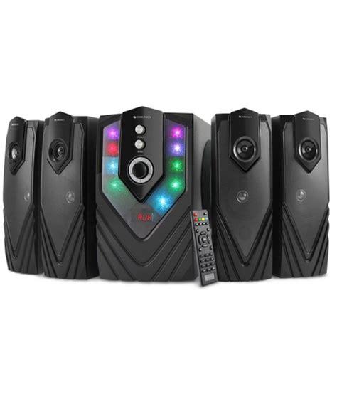 buy zebronics samba  speaker system