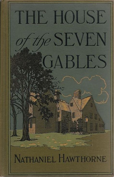 The House Of The Seven Gables Book pin by the literary shed on books that changed