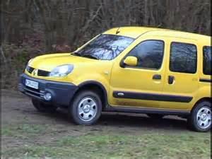 Renault Kangoo 4x4 Renault Kangoo 4x4