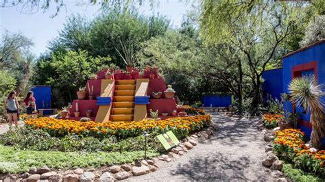 Botanical Garden Tucson Tucson Botanical Gardens Garden Ftempo