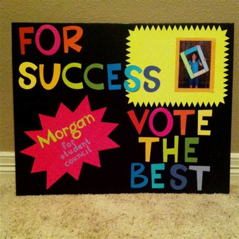 17 Best Ideas About Presidential Caign Posters On - 17 ideas about student council posters on