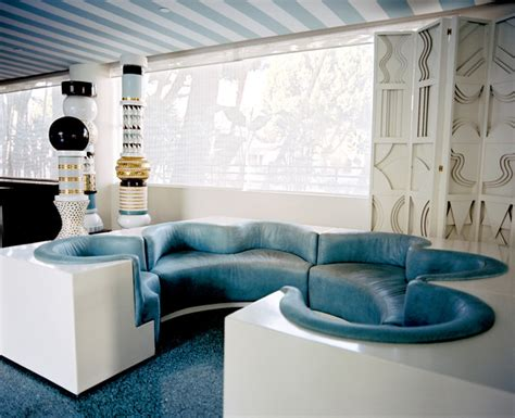 blue banquette curved banquette photos design ideas remodel and decor
