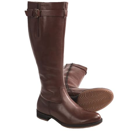 ecco boots for ecco saunter leather boots for save 36