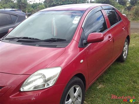 2007 Toyota Yaris For Sale 315 000 Rs Ash Curepipe