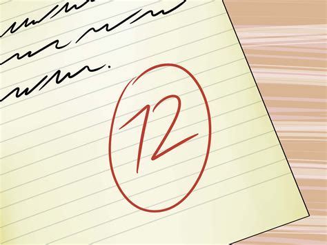 A Paper - how to grade a paper 12 steps with pictures wikihow