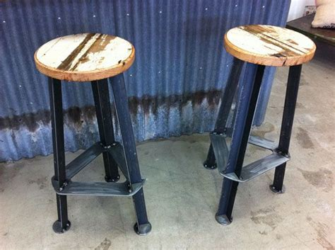 Industrial Stools Melbourne by 57 Best Images About Upcycled Furniture On
