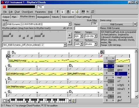 pattern lab plugins kvr rhythm n chords by musiclab midi controller vst plugin