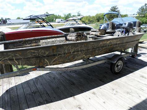 war eagle boats new 2015 new war eagle 544 warhawk jon boat for sale 9 995